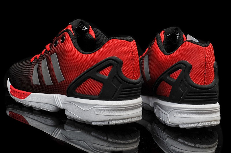 e5915676eee97 ... switzerland adidas zx flux reflective sneakers rot 36079 4d3eb