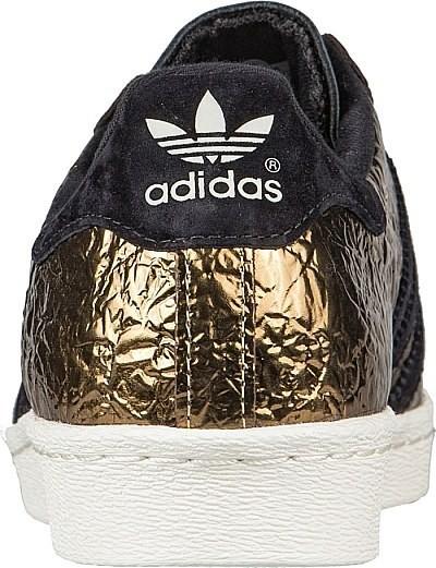 Schuhe 80er Sale Superstar Gold Adidas Schwarz Toe Metal 5L4j3AR