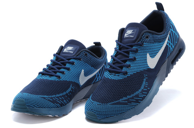 nike air max thea trainer sneakers dunkle schieferblau. Black Bedroom Furniture Sets. Home Design Ideas