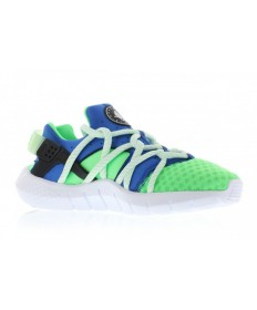 "Nike Air Huarache NM ""POISON grün"" herren lawngrün / blau Trainersneakers"