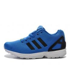 Adidas ZX FLUX Trainer schuhe königsblau / schwarz