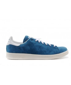 Adidas Stan Smith Steelblau Trainer schuhe