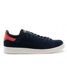 Adidas Stan Smith indigo / rot Trainersneakers
