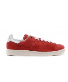 Adidas Stan Smith Firebrick / weiße sneakers