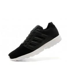Adidas ZX FLUX 2.0 Velours sneakers schwarzherren