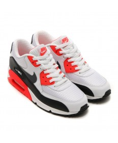 Nike Air Max 90 sneakers weiß-orange