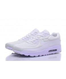 Nike Air Max 90 Trainer schuhe beige-weiß