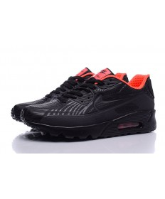 Nike Air Max 90 sneakers schwarz-orange
