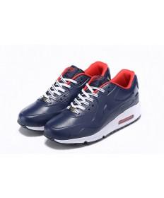 Nike AIR MAX 90 HYP QS / VTQS Mitternachtsblau-rote sneakers