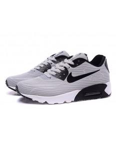 Nike Air Max 90 Fireflies hellgrau-schwarze sneakers