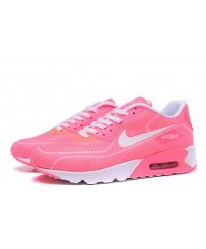Nike Air Max 90 Fireflies rosa-weißen Trainern