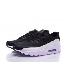 NIKE AIR MAX 90 ULTRA MOIRE schwarz-grau-weiße sneakers