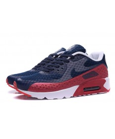NIKE AIR MAX 90 HYP PRM Independence Day dunkelblau-rote sneakers
