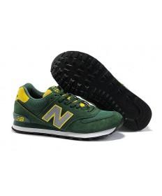 New Balance 574 Trainer sneakers Grün, Grau für herren