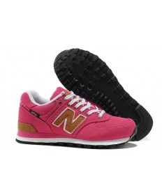 New Balance 574 Rosa für Trainer sneakers der damen