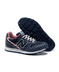 New Balance 996 USA-Marine-Trainer der damen