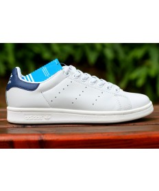 Adidas Stan Smith Trainer sneakers weiß Cyan