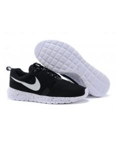 Nike Roshe Run NM BR 3M Schwarz / Weiß-Trainer für Herren