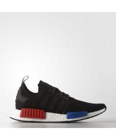 Adidas NMD_R1 Original-sneakers Farbe Kern schwarz / Kern Schwarz / Lush rot S16-St