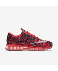 Nike Air Max 2016 Print sneakers Licht purpurnen / Anthrazit / Wolf Grau
