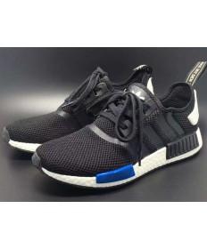 Adidas NMD Trainer sneakers schwarz weiß blau