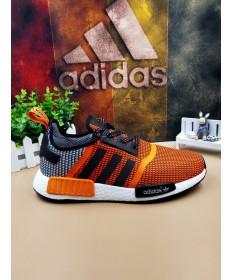 Adidas NMD Los Angeles Trainer sneakers orange schwarz weiß