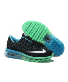 Nike Air Max 2016 Sky blau / weiß / schwarz / Cyan Trainersneakers