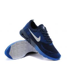 Nike Air Max Thea Trainer schuhe Mitternachtsblau / Royal Blau / Weiß für Herren