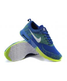 Nike Air Max Thea Trainer Royalblau / Gelb / Weiß für Herren