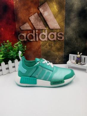 Adidas NMD Trainer sneakers grün weiß