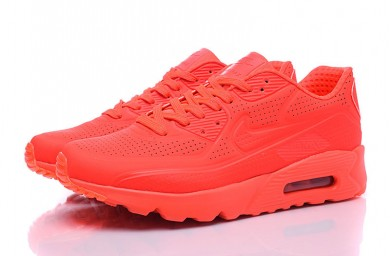 NIKE AIR MAX 90 ULTRA MOIRE rote sneakers