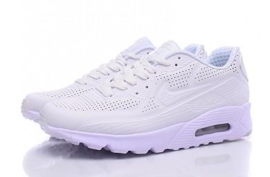 NIKE AIR MAX 90 ULTRA MOIRE beige-weiße sneakers