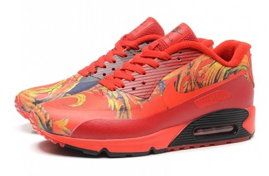 Nike Air Max 90 HYP PRM sneakers rot
