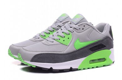 Nike Air Max 90 sneakers grau-grün