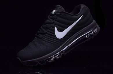 Nike Air Max 2017 Trainer schuhe schwarz-weiß für Herren