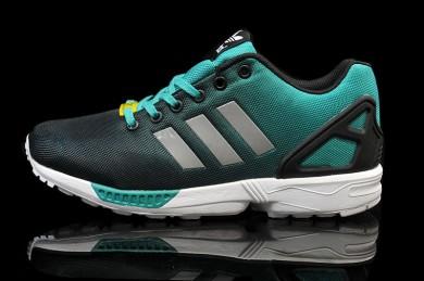 good adidas zx flux alle schwarz reflective 3c128 1d93d