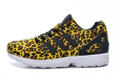 Adidas ZX FLUX sneakers Leopard Trainer