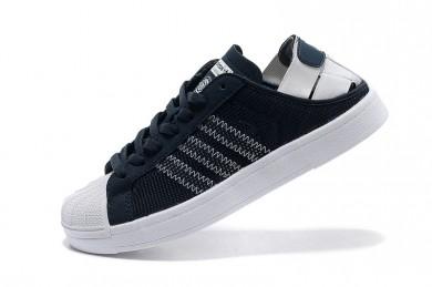 Adidas Superstar Breathe Herren indigo schuhe