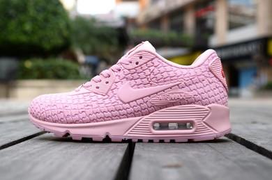 Nike Air Max 90 Stadt-Göttin pinkdamen schuhe