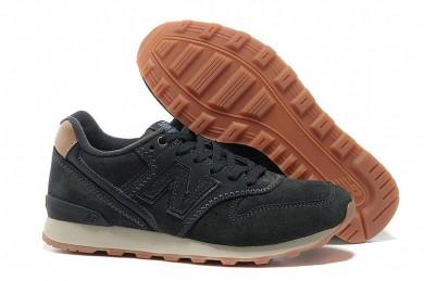 New Balance 996 Schwarze schuhe der damen