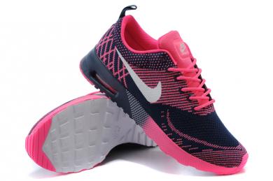 Nike Air Max sneakers Thea Nachtblau / Weiß / Rosafür damen