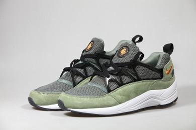 Nike Air Huarache Licht marineblau / grau sneakers