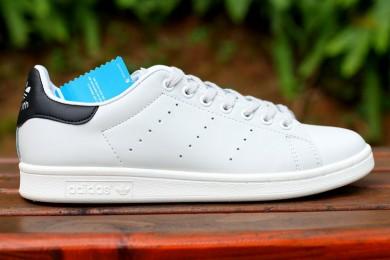 Adidas Stan Smith weiß schwarze sneakers