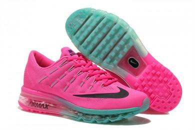 Nike Air Max 2016 heiß Rosa/ Schwarz / gründamen sneakers