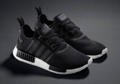 Adidas NMD sneakers schwarz