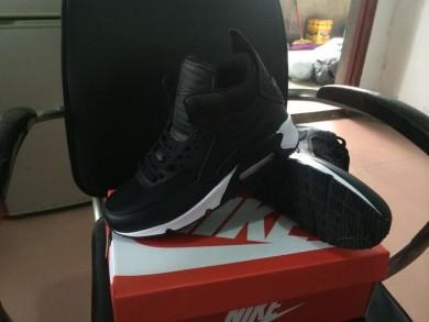 Nike Air Max 90 Hightop schwarz sneakers sneakers