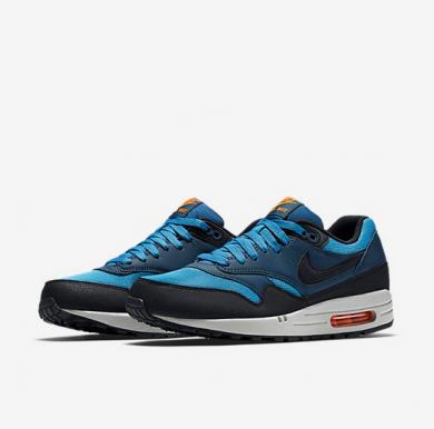 Nike Air Max 90 Trainingsschuhe blau-cyan