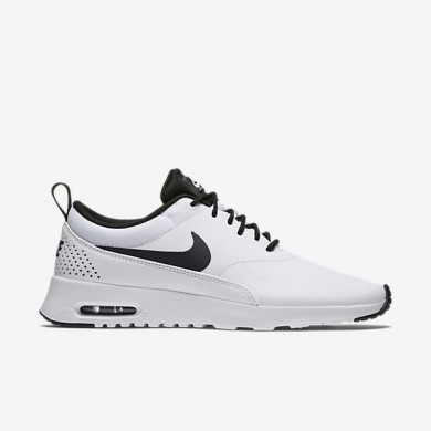 Nike Air Max Thea sneakers Weiß / Weiß / Schwarz
